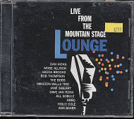 Live From the Mountain Stage Lounge CD