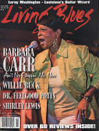 Living Blues Issue 222 Vol. 43 No. 6 Magazine