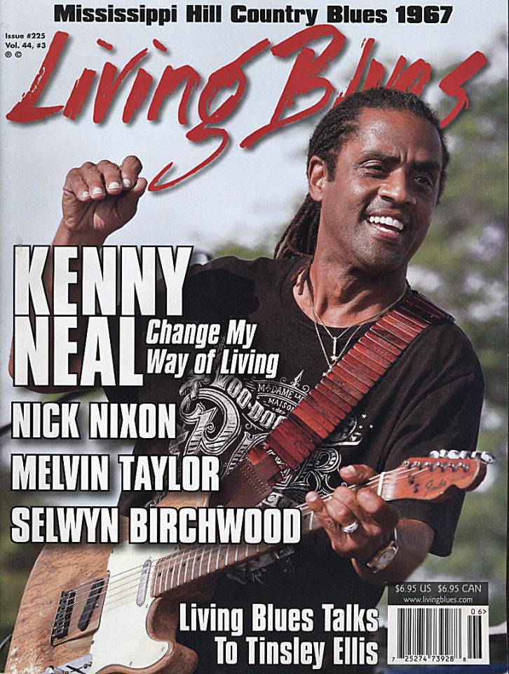 Living Blues Issue 225 Vol. 44 No. 3