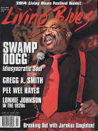 Living Blues Issue 230 Vol. 45 No. 2 Magazine