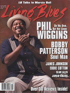 Living Blues Issue 234 Vol. 45 No. 6 Magazine
