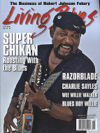 Living Blues Issue 241 Vol. 47 No. 1 Magazine