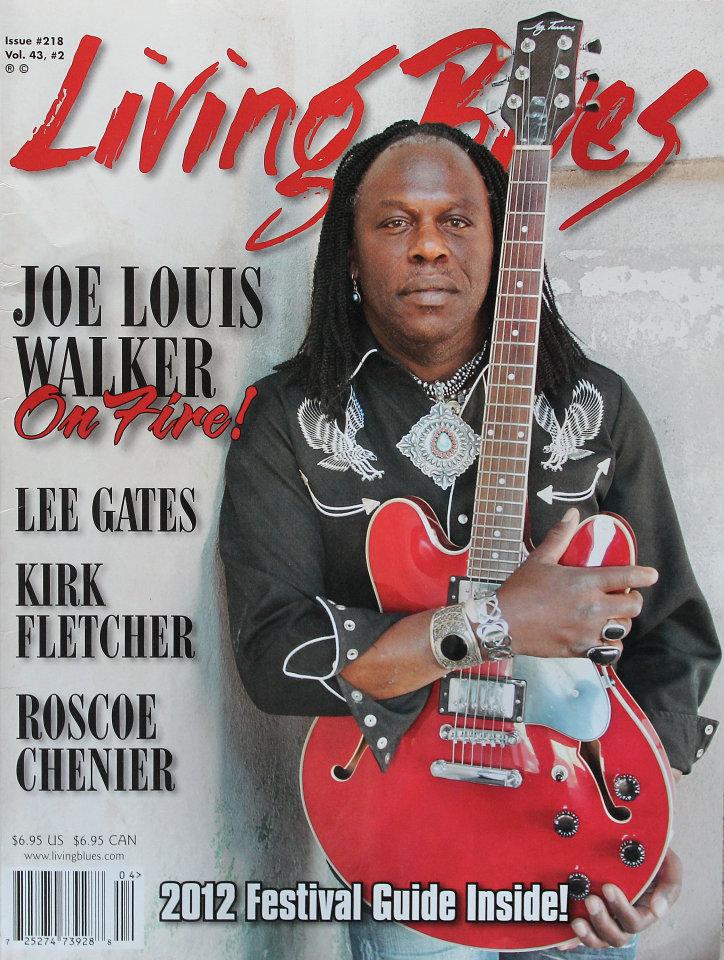 Living Blues Vol. 43 No. 2
