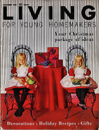 Living For Young Homemakers Magazine December 1959 Magazine
