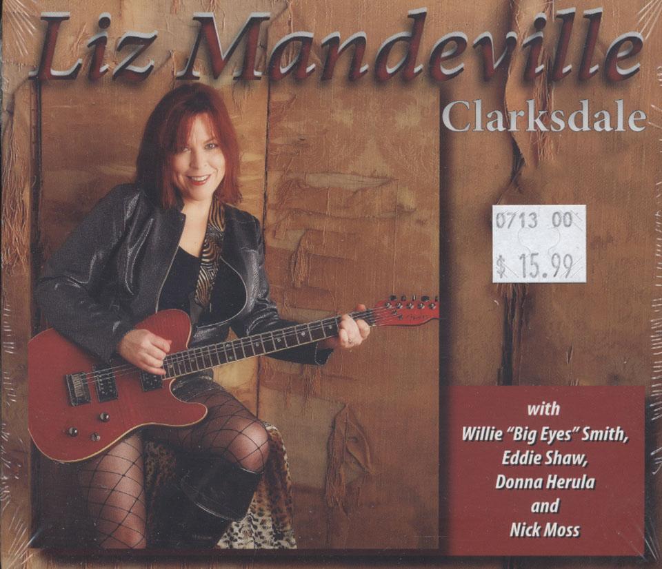 Liz Mandeville CD