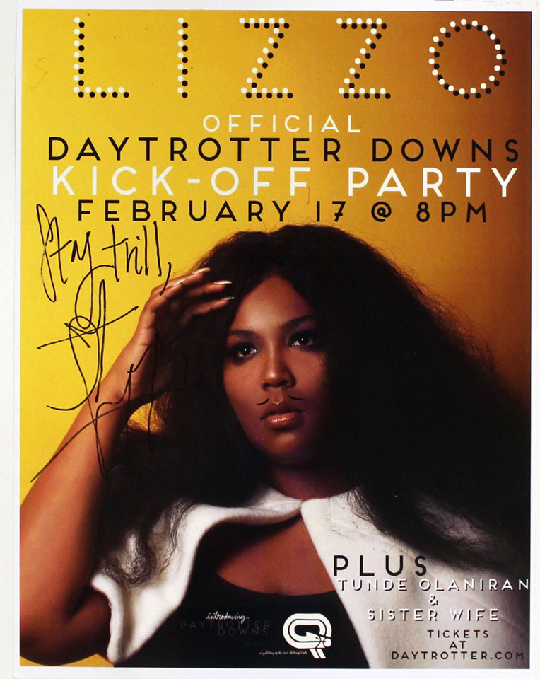 Lizzo Poster