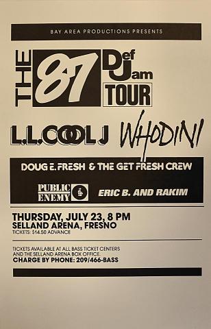 LL Cool J Poster