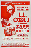 LL Cool J Poster