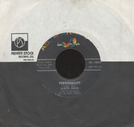"""Lloyd Price And His Orchestra Vinyl 7"""" (Used)"""
