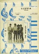 Lluvia (Rain) Book