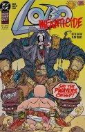 Lobo: Infanticide Comic Book