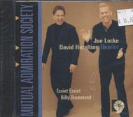 Locke / Hazeltine Quartet CD