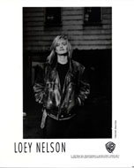 Loey Nelson Promo Print