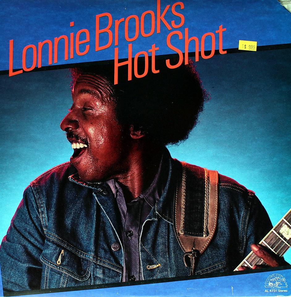"""Lonnie Brooks Vinyl 12"""" (Used)"""