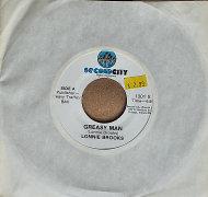 """Lonnie Brooks Vinyl 7"""" (Used)"""