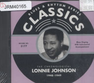 Lonnie Johnson CD