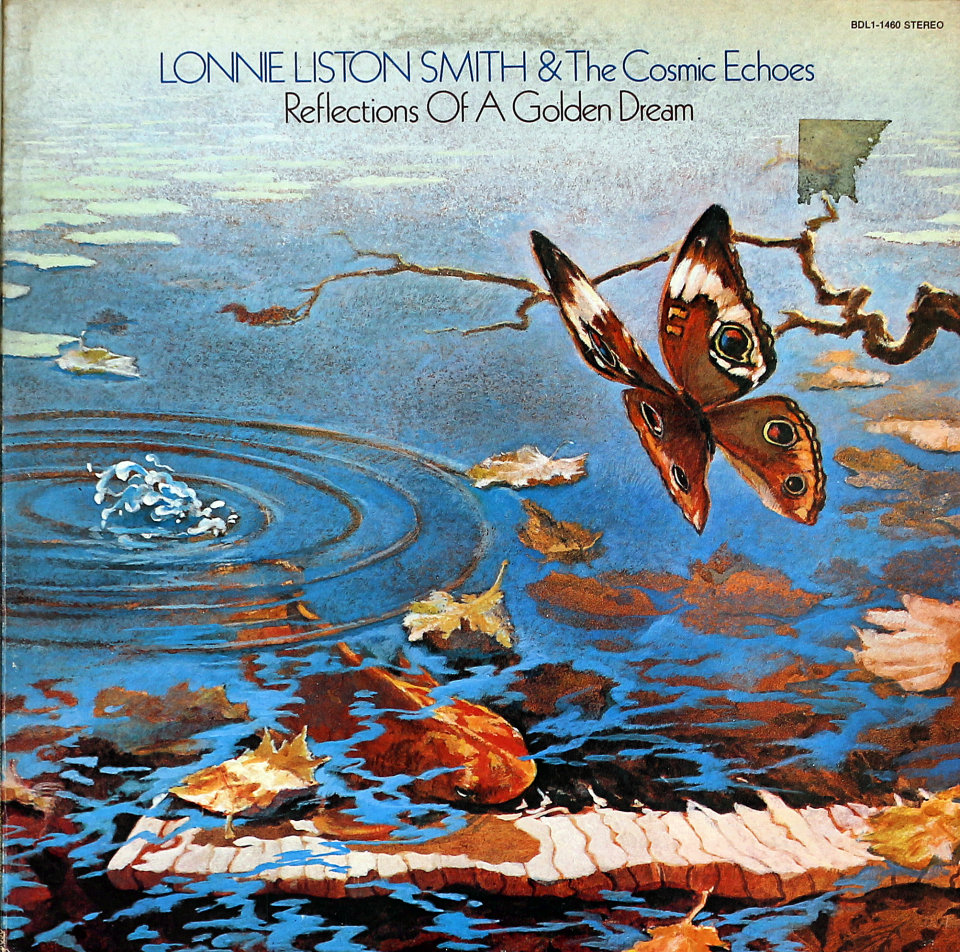 """Lonnie Liston Smith & the Cosmic Echoes Vinyl 12"""" (Used)"""