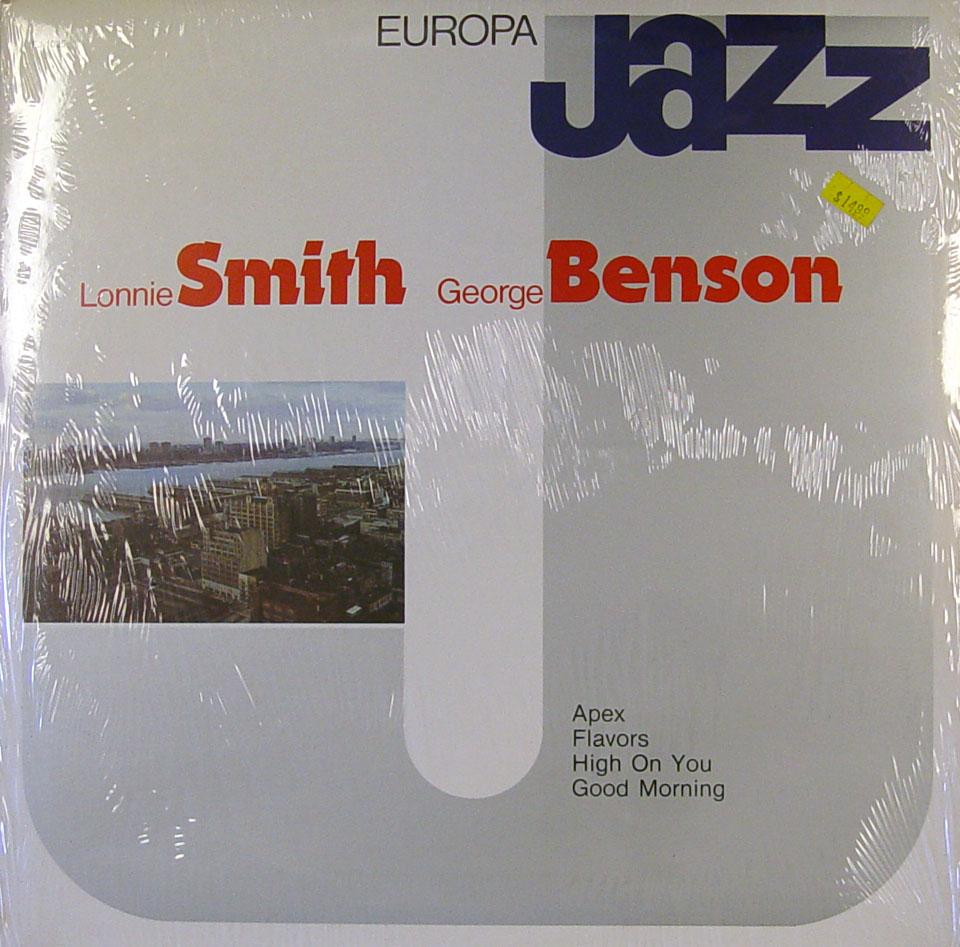 "Lonnie Smith / George Benson Vinyl 12"" (New)"