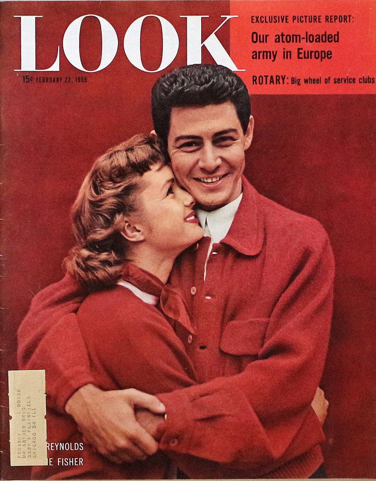 Look  Feb 22,1955