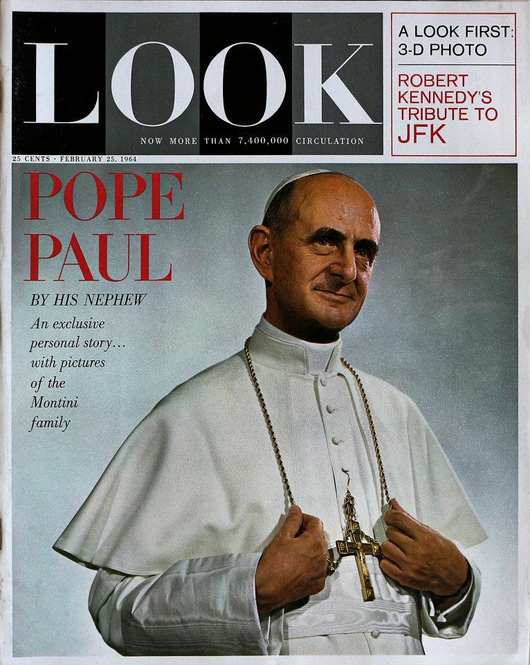 Look  Feb 25,1964
