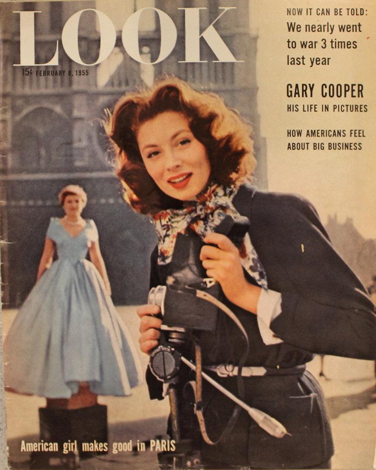 Look  Feb 8,1955