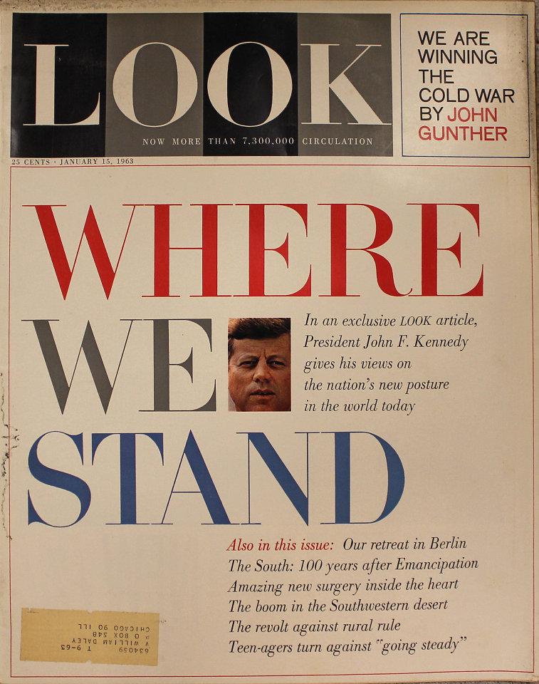 Look  Jan 15,1963