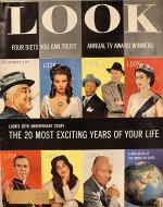 Look  Jan 8,1957 Magazine