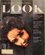 LOOK Magazine April 12, 1960 Magazine