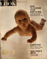LOOK Magazine April 21, 1970 Magazine
