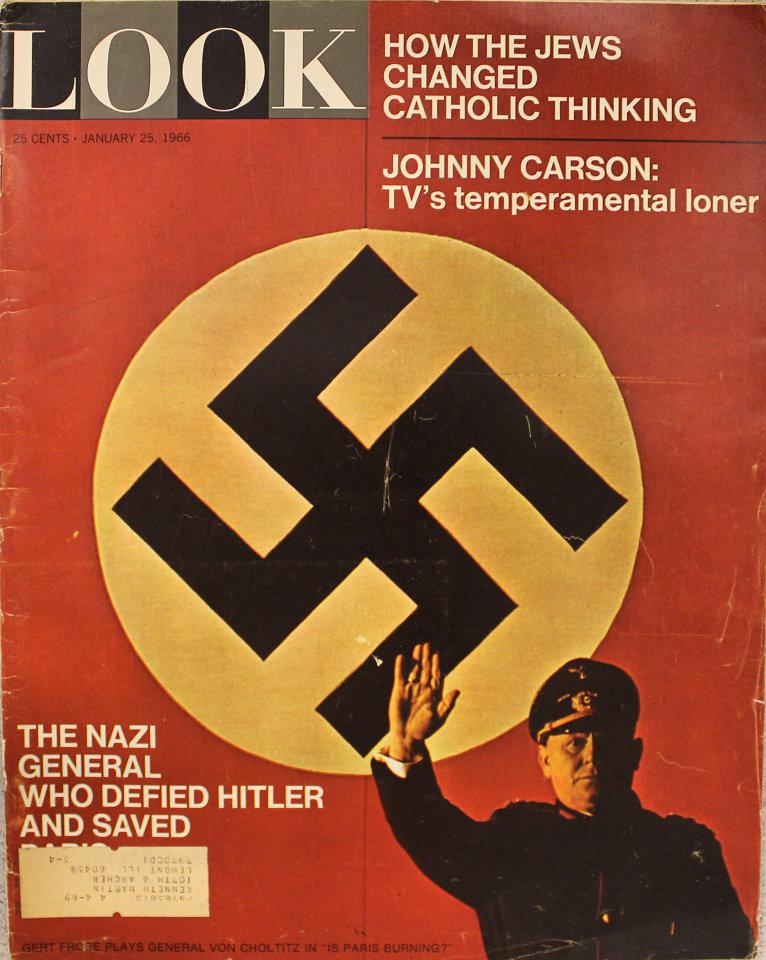LOOK Magazine January 25, 1966