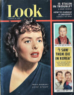 LOOK Magazine January 29, 1952 Magazine