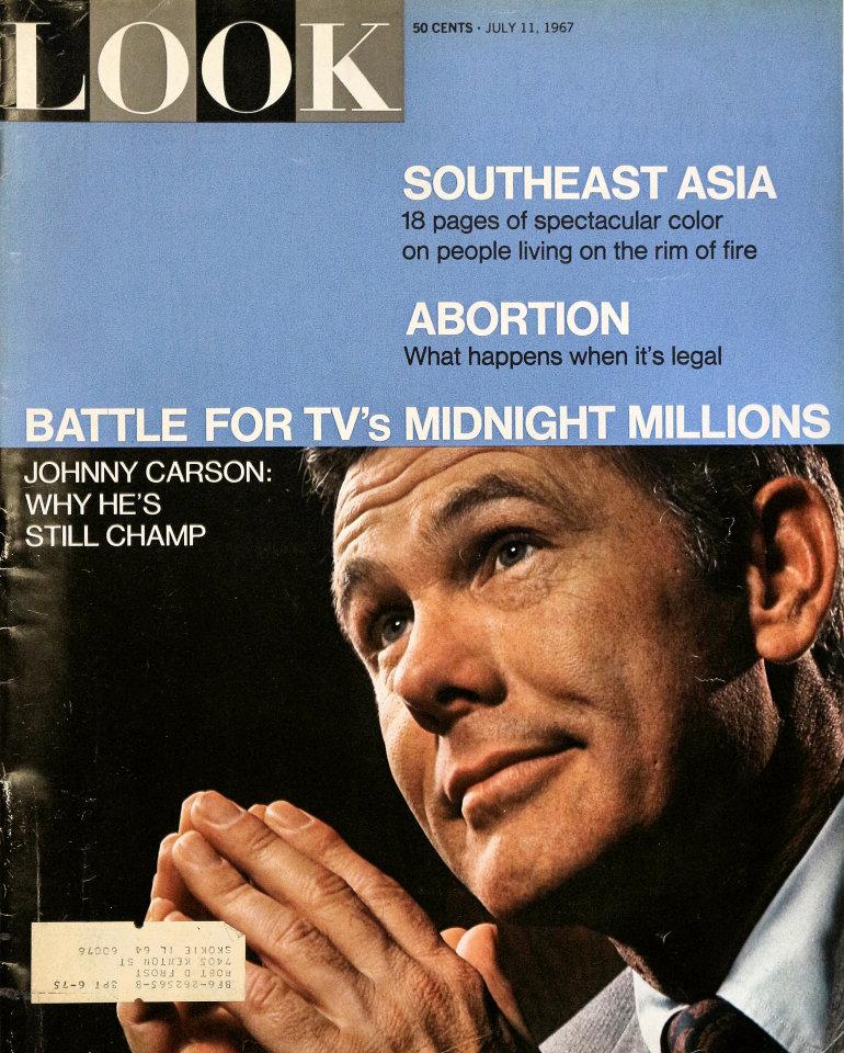 LOOK Magazine July 11, 1967