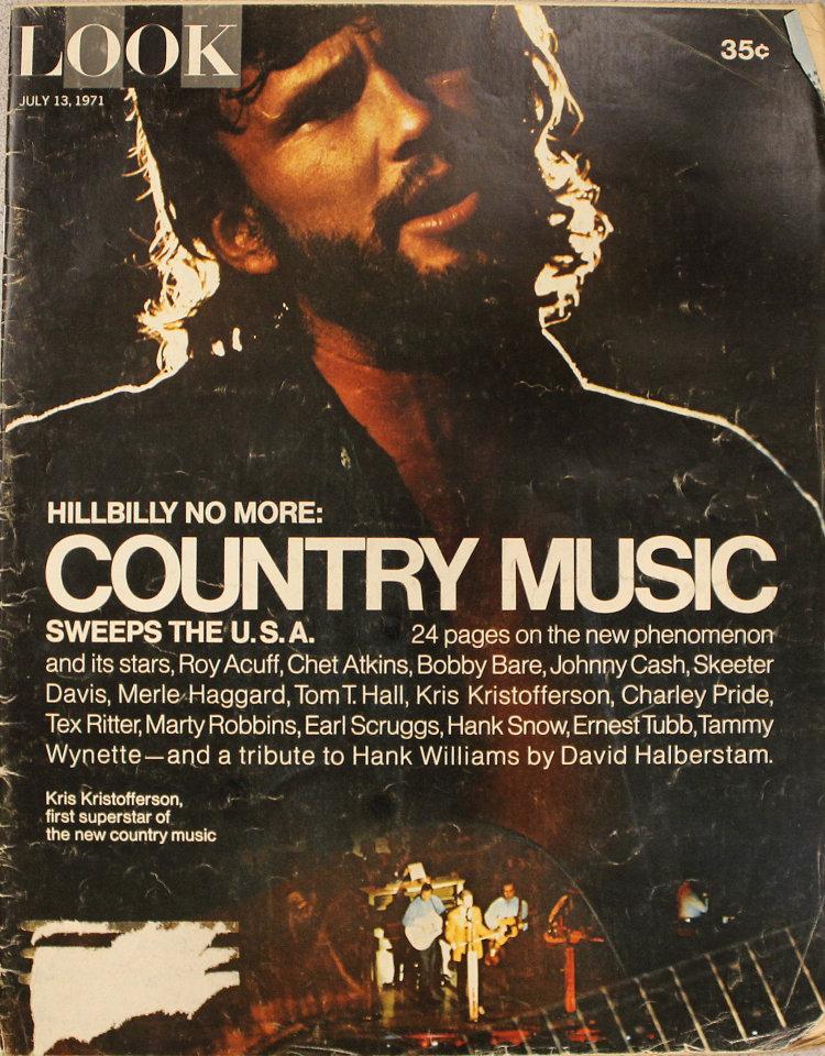 LOOK Magazine July 13, 1971