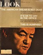 LOOK Magazine July 9, 1968 Magazine