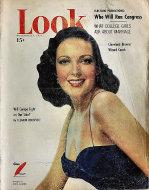 LOOK Magazine November 7, 1950 Magazine
