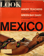 LOOK Magazine September 3, 1968 Magazine
