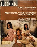 LOOK Magazine September 5, 1967 Magazine