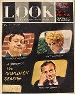 Look  Oct 9,1962 Magazine