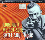 Look Out! We Got Soul... CD