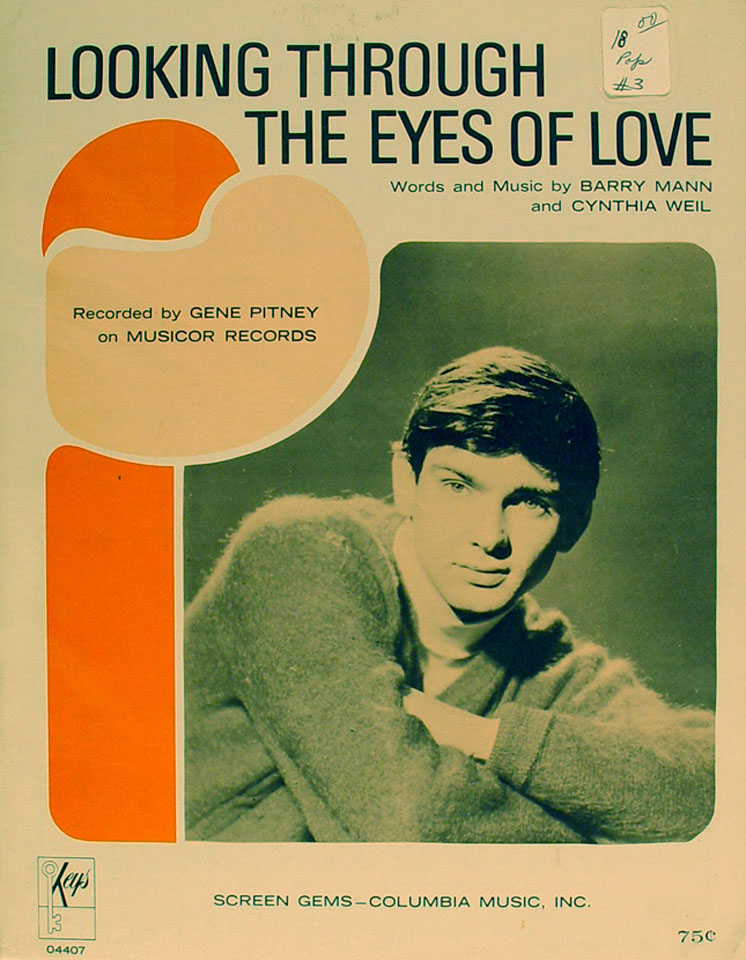 Looking Through The Eyes Of Love