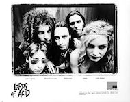 Lords of Acid Promo Print