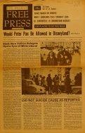 Los Angeles Free Press Vol. 4 No. 37 Magazine