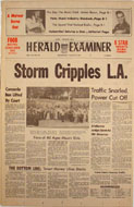 Los Angeles Herald Examiner Vol. CVII No. 140 Magazine