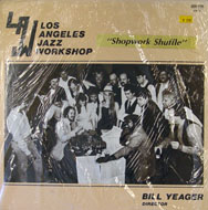 "Los Angeles Jazz Workshop Vinyl 12"" (New)"