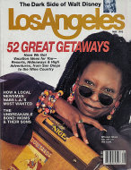 Los Angeles Magazine May 1993 Magazine