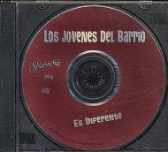 Los Jóvenes Del Barrio CD