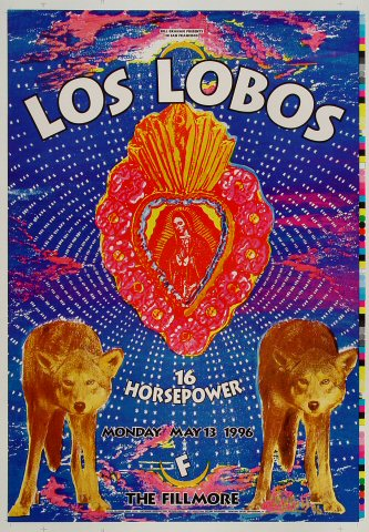 Los Lobos Proof