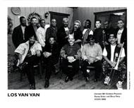 Los Van Van Promo Print