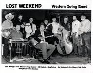 Lost Weekend Promo Print