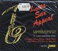 Lotta Sax Appeal CD